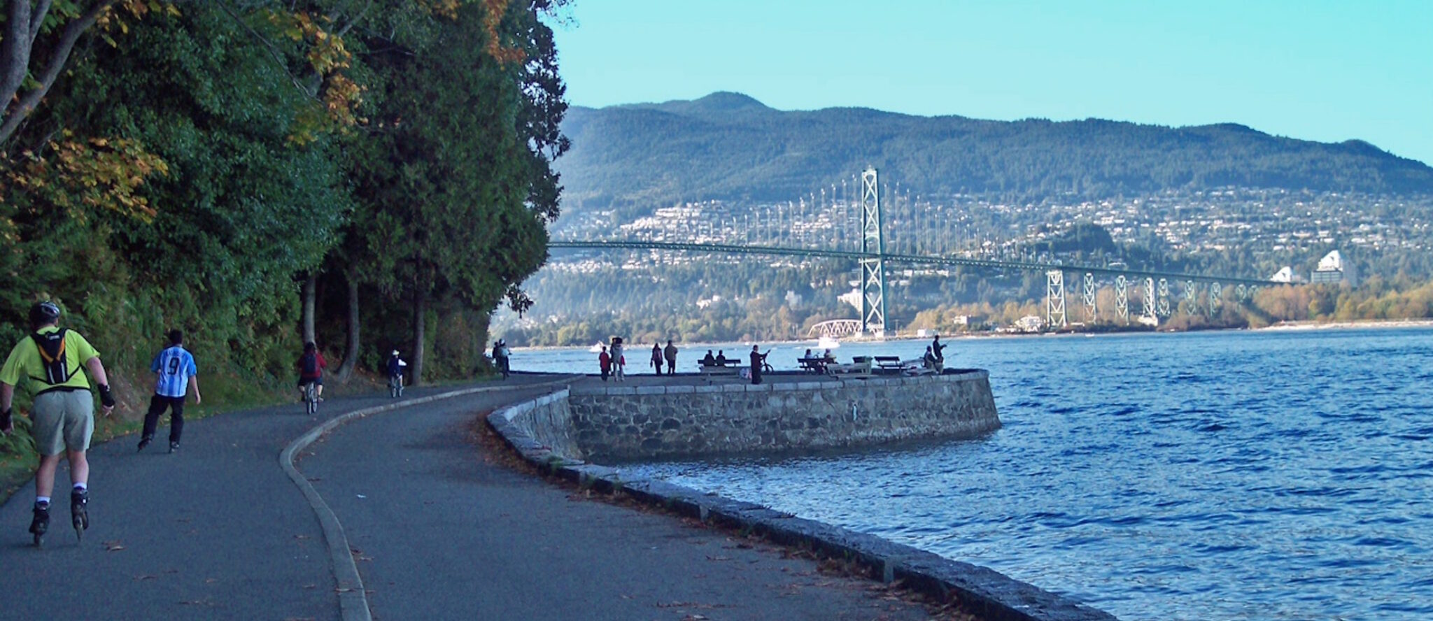 Ibogaine Treatment Cost The Lions Gate Bridge seen from Stanley Park in Vancouver, BC, Canada